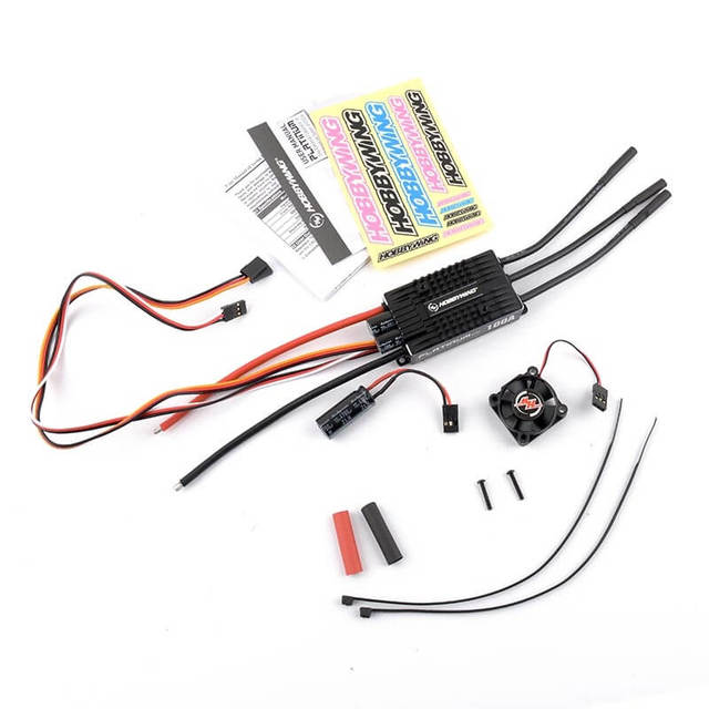regulator-hobbywing-120a-v4